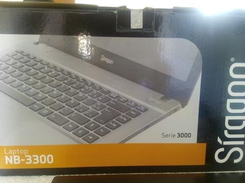 laptop siragon nb 3300 oferta!