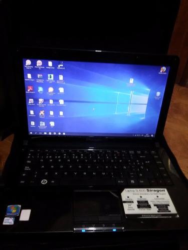 laptop siragon sl 6130