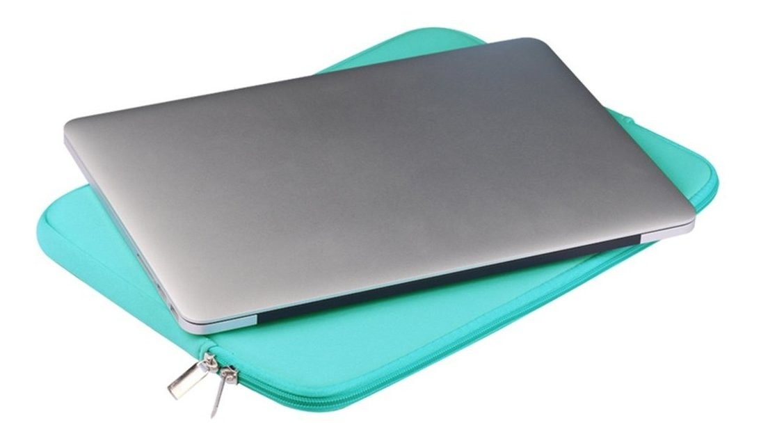 Soft Neoprene Laptop Sleeve Case Bag Pouch Cover for MacBook Air 11 MacBook 12