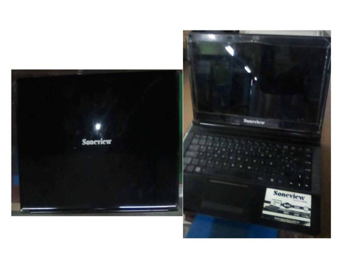 laptop soneview n1401 para reparar