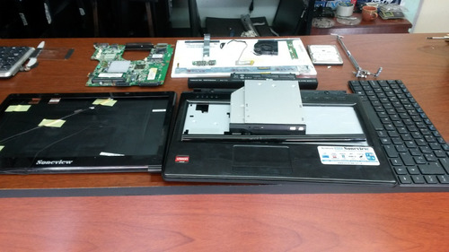 laptop soneview n1405  (partes repuestos precios abajo)