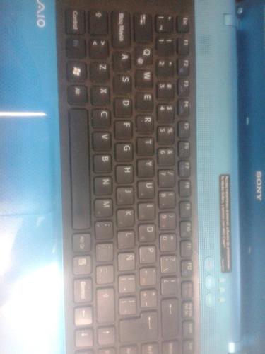 laptop sony en partes core i3