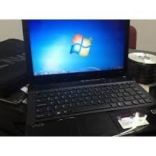 laptop sony vaio i3 bien cuidada