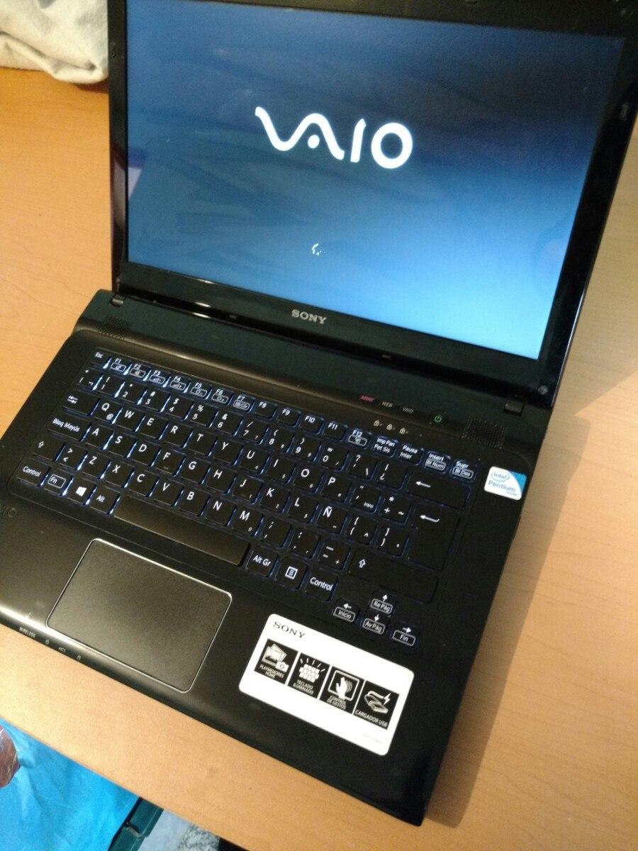 Laptop Sony Vaio Intel 4gb Ram 320gb En Disco Duro Windows 8 - $ 3,500.00 en Mercado Libre