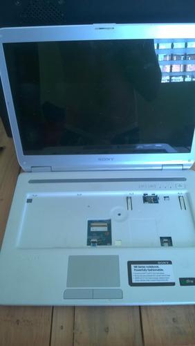 laptop sony vaio para respuesto