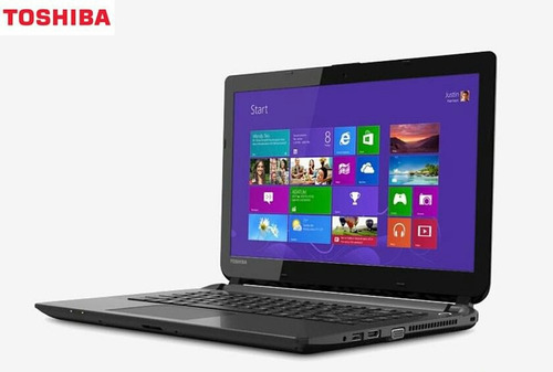 laptop toshiba c-45 14  500gb 4gb ram