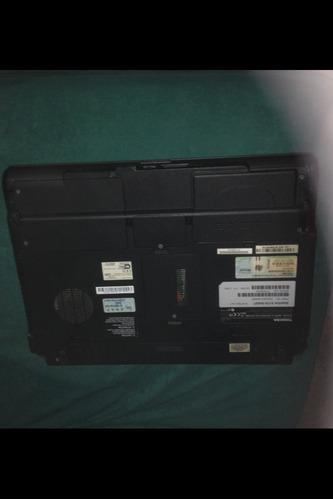 laptop toshiba satélite a135 s4527, para repuesto.