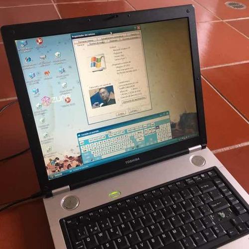 laptop toshiba satélite a80 teclado dañado
