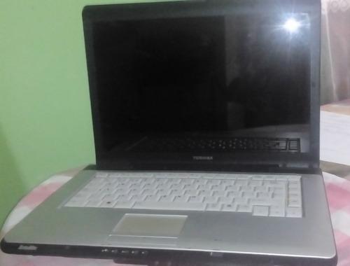 laptop toshiba satellite a205 para repuesto
