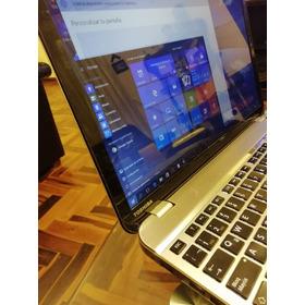 Laptop Toshiba Satellite Intel Core I7
