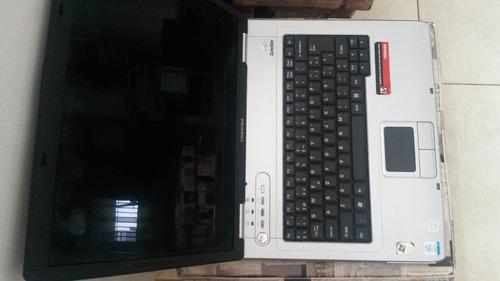 laptop toshiba satellite l20,para reparar.