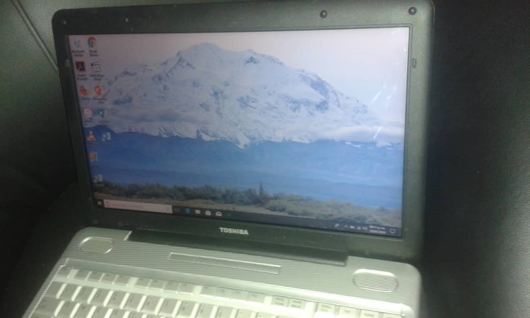 New Driver: Toshiba Satellite L505D ATI Display