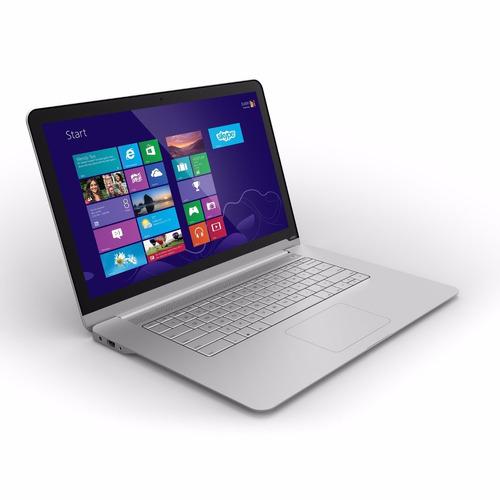 laptop vizio 15.6 tactil thin + light i7 - ct15-a5 nueva