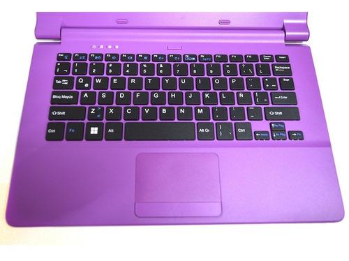 laptop vulcan venture ii notebook atom 2gb ram 32gb win10