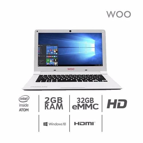 laptop woo pad 11641iwl chameleon 11.6 windows 10 intel atom