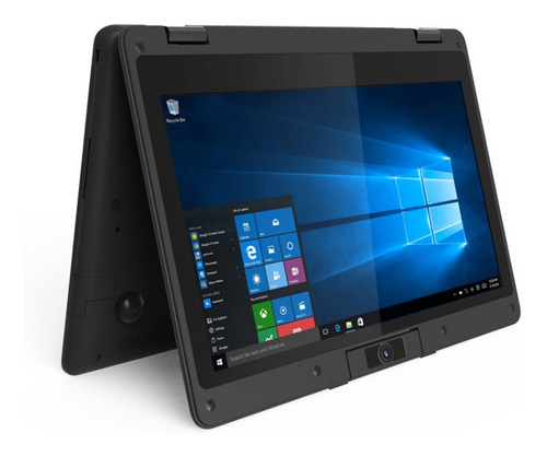 laptop xtratech pantalla tactil 11.5  4gb ram + audifonos.
