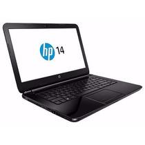 Laptos Hp 14 Notebook I3 Totalmente Nuevas