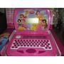 Computadora Lapto Educativa De Princesas Para Niñas