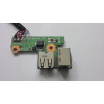 Power Jack Usb Board Compaq F755la - F700