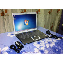 Laptop Hp Dv6000 Edicion Especial 100% Funcional