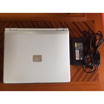 Computadora Laptop Fujitsu Biblo Amd 80gb 256mb Win Xp
