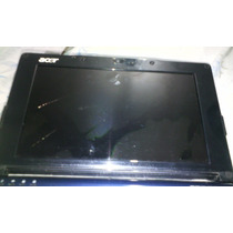 Mini Lapto Aser Zg5 Pantalla Partida