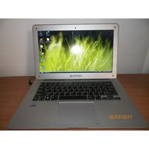 Laptop Intel Atom Ultra Delgada De 13,3 ( Como Nueva )