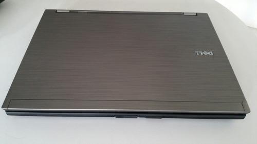 laptops  dell e6410 i5 2.40 ghz 4 gb y 500 de disco