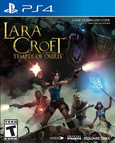 lara croft and the temple of osiris ~ ps4 digital español