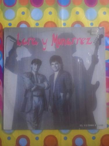 lara y monarrez lp el ultimo flash 1986
