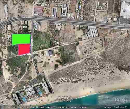 large lot for development 4 oeste camino viejo a san jose