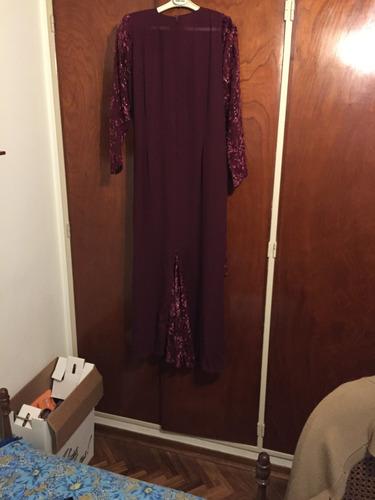 largo fiesta vestido