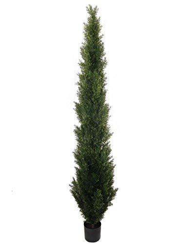 Larksilk S18151xxx1 - Árbol De Navidad, 7.0 in, Color Verde ...