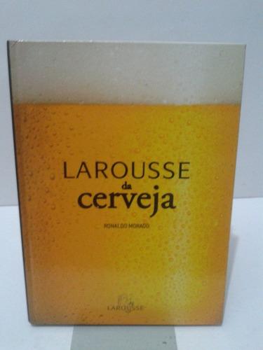 larousse da cerveja - ronaldo morado