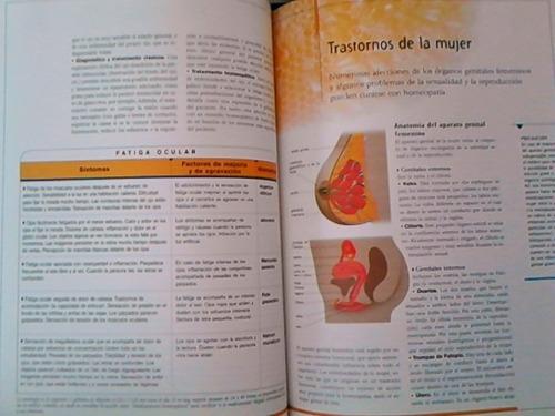 larousse de la salud con homeopatía enciclopedia tapa dura