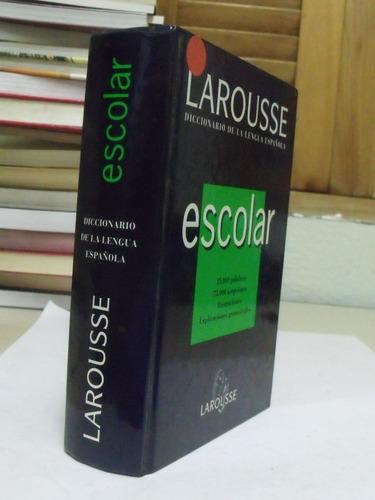 larousse diccionario de la lengua española