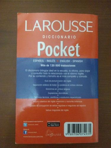 larousse.- diccionario.- pocket