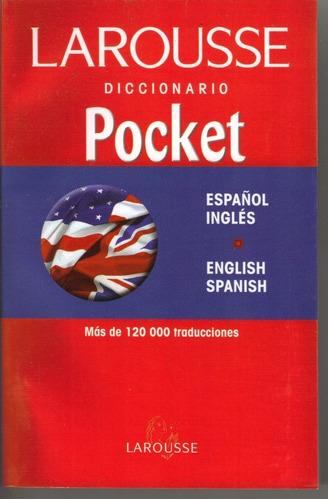 larousse pocket inglés-español