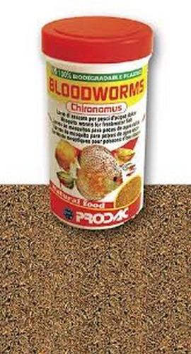 larva roja de mosquito liofilizada 250 ml