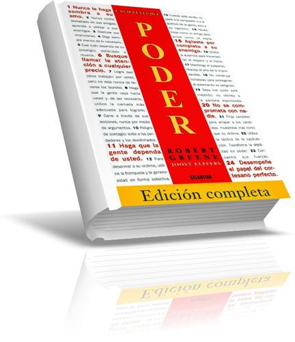 las 48 leyes del poder robert green. libropdf+audiolibro