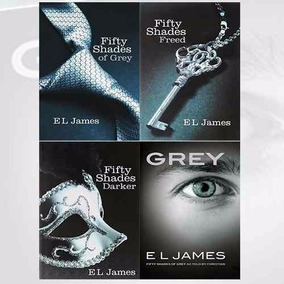 Las 50 Sombras De Grey 5 Libros En Digital Pdf