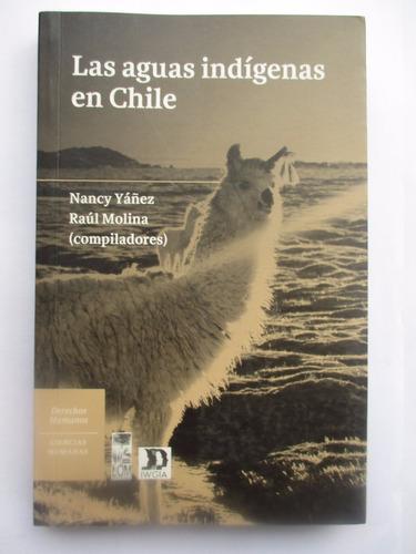 las aguas indigenas en chile / nancy yañez - raul molina