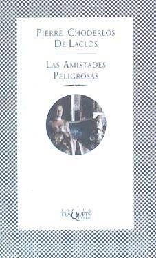 las amistades peligrosas (fábula)(libro literatura francesa)