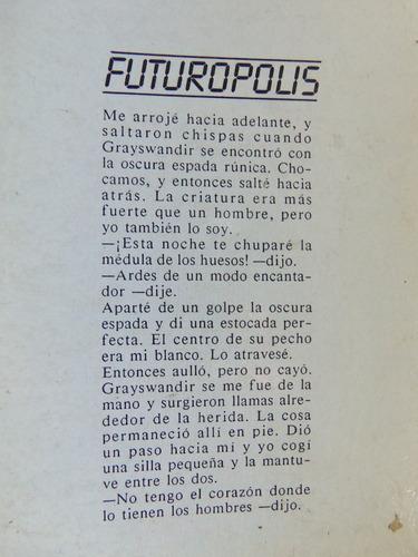 las armas de avalon roger zelazny ambar 2 miraguano