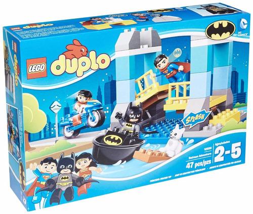 las aventuras de batman - lego duplo