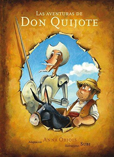 las aventuras de don quijote (lumen infantil);  envío gratis