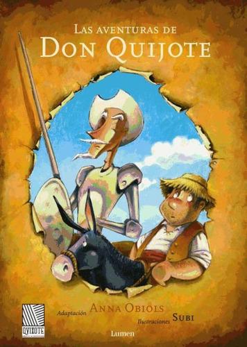 las aventuras de don quijote(libro infantil y juvenil)