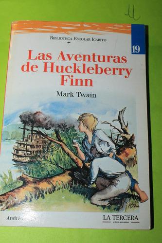 las aventuras de huckleberry finn mark twain