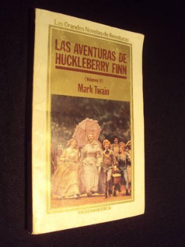las aventuras de huckleberry finn, mark twain