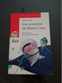 a7a4d56862 Las Aventuras De Marco Coco - Libros